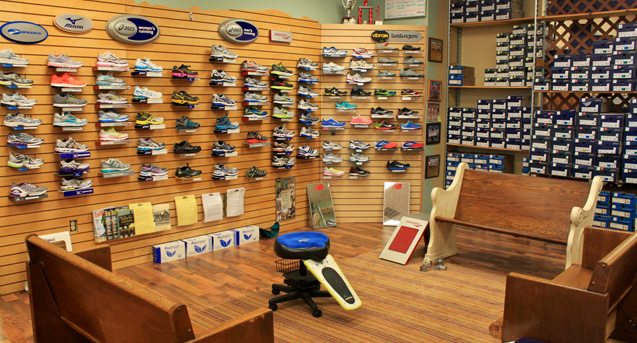 Knoxville Running Shoe Store